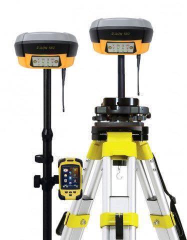 Cho thuê máy GPS RTK 2 tần giá rẻ, thủ tục nhanh chóng